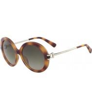 Longchamp Dames lo605s 214 55 zonnebrillen