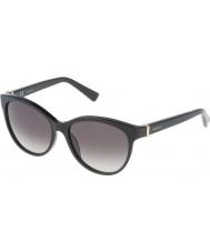 Nina Ricci Ladies snr003-700 glanzende zwarte zonnebril