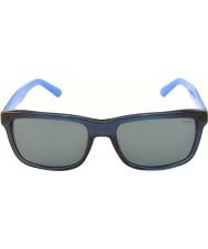Polo Ralph Lauren Ph4098 57 ongedwongen living transparant blauw 556.387 zonnebril