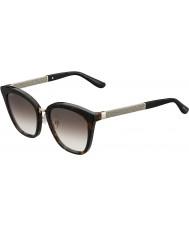 Jimmy Choo Ladies Fabry-s kbe js havana glitter zonnebril