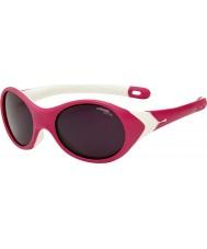 Cebe Kanga (leeftijd 1-3) framboos sunglasses