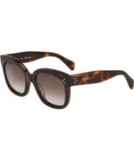 Celine Ladies cl 41805-s 05L ha schildpad zonnebril