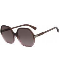 Longchamp Dames lo613s 202 59 zonnebrillen