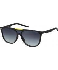 Polaroid Pld6024-s DL5 WJ mat zwart gepolariseerde zonnebril
