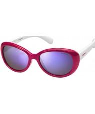 Polaroid Kids pld8004-s T4L mf rood gepolariseerde zonnebril
