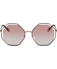 Chloe Dames ce132s 211 58 klaproos zonnebril