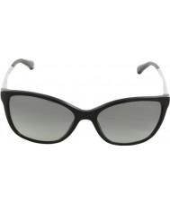 Emporio Armani Ea4025 55 moderne zwarte 501.711 zonnebril
