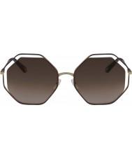 Chloe Dames ce132s 213 58 klaproos zonnebril