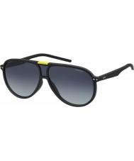 Polaroid Pld6025-s DL5 WJ mat zwart gepolariseerde zonnebril