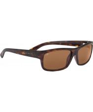 Serengeti Martino donkere schildpad gepolariseerde drivers zonnebril