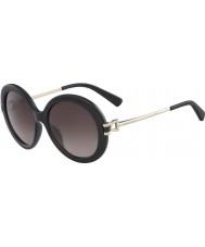Longchamp Dames lo605s 001 55 zonnebrillen