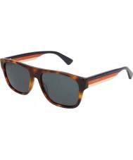 Gucci Heren gg0341s 004 56 zonnebrillen
