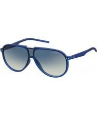 Polaroid Pld6025-s tjc Z7 blauw gepolariseerde zonnebril