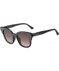 Jimmy Choo Dames Mayela-s 18r zonnebril