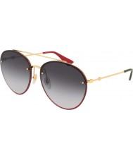 Gucci Dames gg0351s 001 62 zonnebril