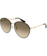 Gucci Dames gg0351s 003 62 zonnebrillen