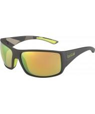 Bolle 12132 Tigersnake zwarte zonnebril