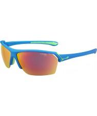 Cebe Wilde blauwe 1500 grijze multilayer zonnebril met gele en heldere vervanging lenzen