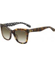 Kate Spade New York Ladies Emmylou-s S3P cc havana zonnebril