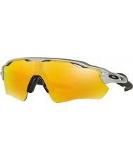 Oakley Oo9208-02 radar ev pad zilver - fire iridium zonnebril