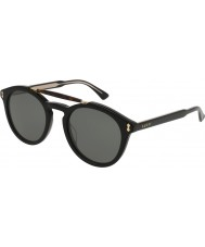 Gucci Mens gg0124s 001 zonnebril