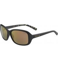Bolle 12243 molly zwarte zonnebril