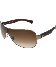 RayBan Rb3471 32 youngster matte gunmetal 029-13 zonnebril