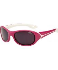 Cebe Flipper (leeftijd 3-5) framboos sunglasses