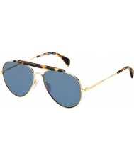 Tommy Hilfiger Th 1454-s 000 72 rose gouden zonnebril