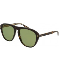 Gucci Mens gg0128s 001 zonnebril