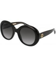 Gucci Dames gg0139s 001 zonnebril