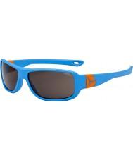 Cebe Scrat (leeftijd 7-10) mat blauw oranje zonnebril
