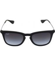 RayBan Rb4221 50 jongere zwarte 622-8g zonnebril