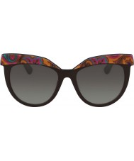 ETRO Dames et647s-800 zonnebril