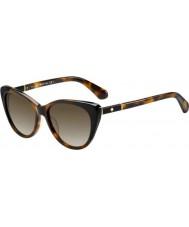Kate Spade New York Dames sherylyn-s 581 ha zonnebril