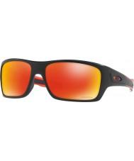 Oakley Oo9263 63 37 turbine zonnebril