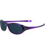 Cebe Gecko (leeftijd 5-7) kristalviolet sunglasses